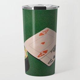 Poker Travel Mug