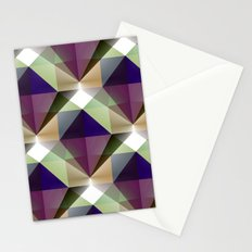 Facets 2 Stationery Cards