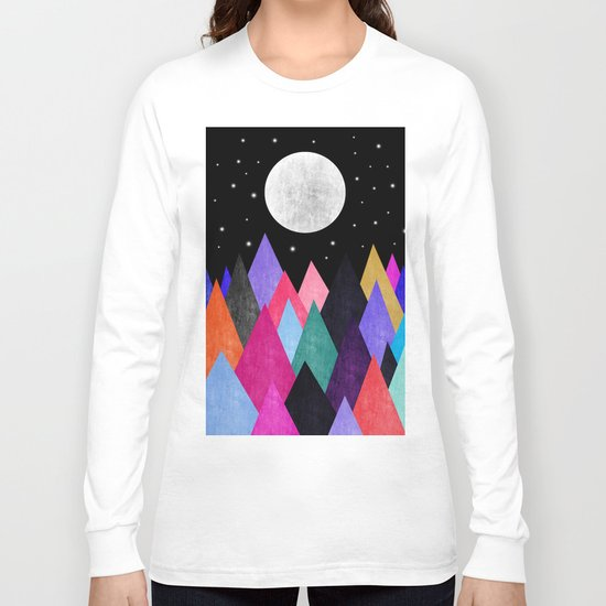 Moon Long Sleeve T-shirt