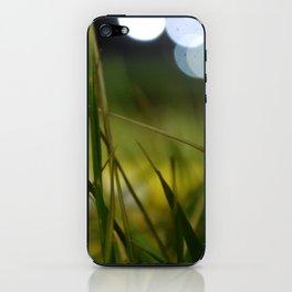 Poaceae iPhone Skin