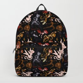 Practical Cats Backpack