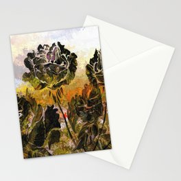 Flowers Garden Stationery Cards