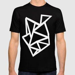 Ab Outline Thicker Black T-shirt