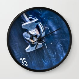 Battleship Texas Wall Clock
