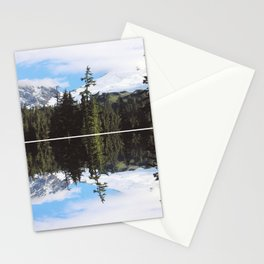 Backcountry Peaks Stationery Cards