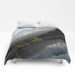 Mountain Slide Comforters