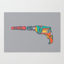 Drildo Canvas Print