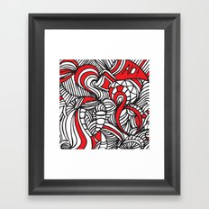 Alo Framed Art Print