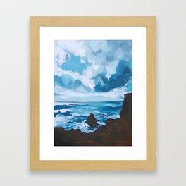Iceland I Framed Art Print