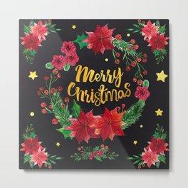 Christmas Day I Metal Print