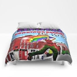 Commemorative Bangor PRIDE Festival 2013 Comforters
