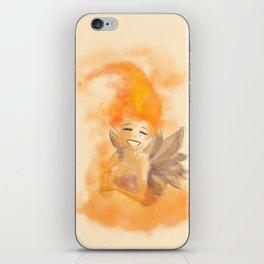 Fire fairy 2 iPhone Skin