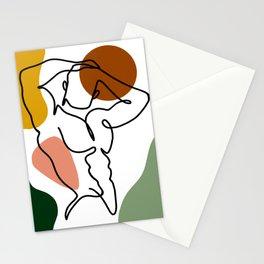 NOODDOOD Lines 4 Stationery Cards