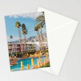 Palm Springs Saguaro Stationery Cards
