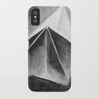 origami iPhone & iPod Cases featuring ORIGAMI by The Traveling Catburys