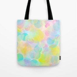 Bubble Days Tote Bag