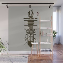 Kafkian Amulet I Wall Mural
