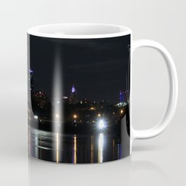 Kansas City at Night Coffee Mug