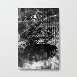 Urban Series 4-2 Metal Print