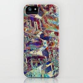SUPER DEAL 3 iPhone Case