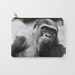 Gorilla at the Bronx Zoo Carry-All Pouch