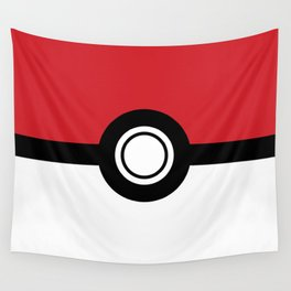 Poke-Ball Wall Tapestry