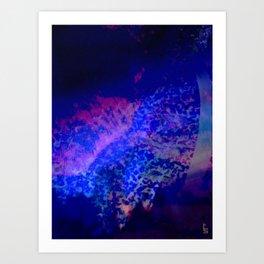 Deep Emergence I Art Print