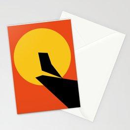 Minimalist Movie Poster Stationery Cards