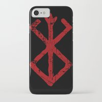 berserk iPhone & iPod Cases featuring berserk by skymerol