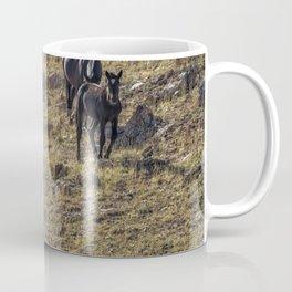 Garcia Herding His Band Coffee Mug