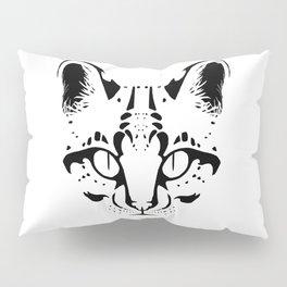 Wild Cat Ocelot Pillow Sham