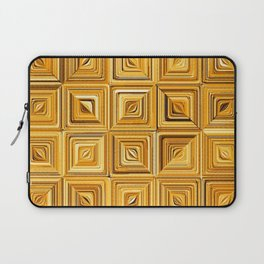 Electric Field Art XV Laptop Sleeve