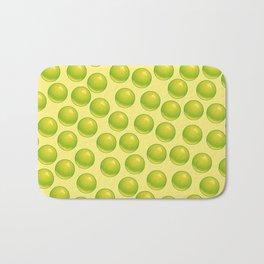 Bubblegum Pop - Lime Bath Mat