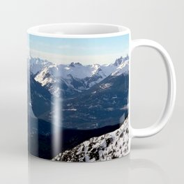 Crispy light air up here Coffee Mug