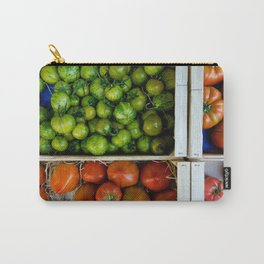 Colorful tomatoes Carry-All Pouch