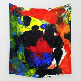 Rorschach's Placebo Wall Tapestry