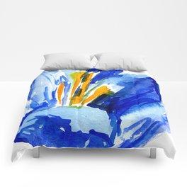 flower IX Comforters