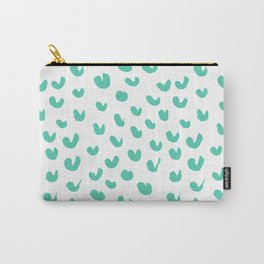 JADE PAW MARKS Carry-All Pouch