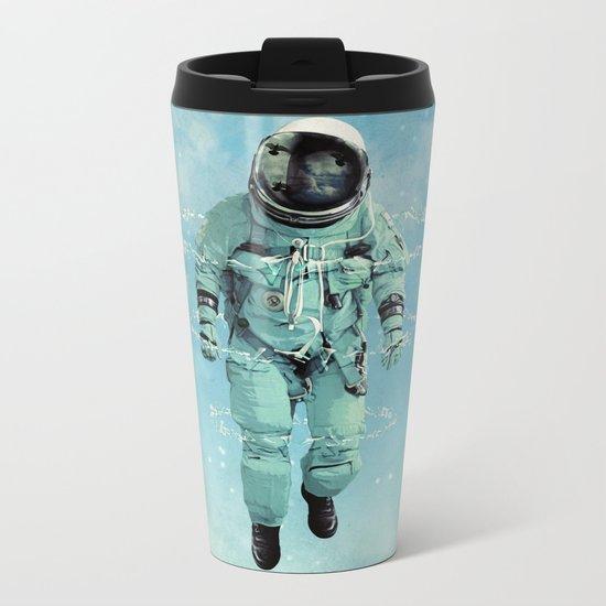 crystallization 3 Metal Travel Mug