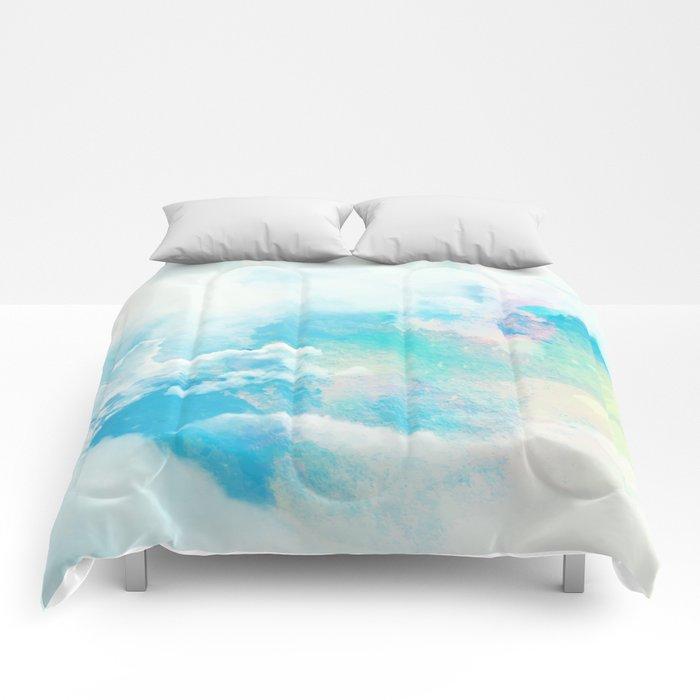 Spring Sky Comforters