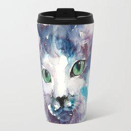 cat#19 Travel Mug
