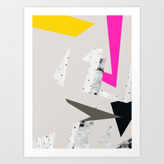 Abstract 08 Art Print