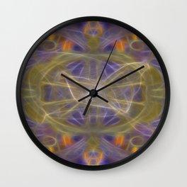 Tarot card X - Fortune Wheel Wall Clock