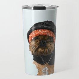Gangster Digby Travel Mug