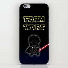 Darth iPhone & iPod Skin
