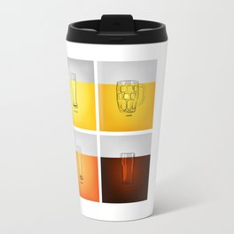 Golden Nectar Travel Mug