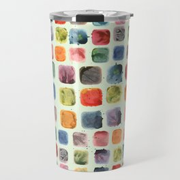 Colors in Suspension Travel Mug