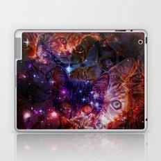 Kitty Galaxy Laptop & iPad Skin
