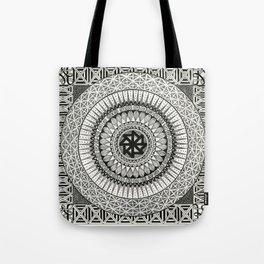 Mandala3 Tote Bag