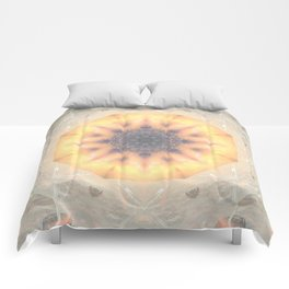Hacienda Vistoso Mandala Abstract Design Comforters